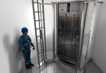 E-Learning module Operation of Avanti Service Lift Model Dolphin