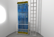 E-Learning module Operation of Avanti Service Lift Model  L/XL SWP